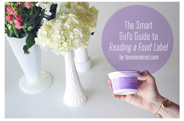 Healthy Habits-The Smart Girl's Guide to Reading a Food Label