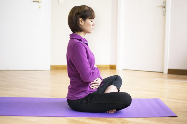 Pregnant Women with Depression Benefit from Yoga