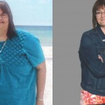 How This Woman Lost 243 Pounds By NOT Dieting