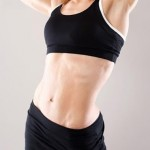 Exercises focused on engaging core, pelvic floor helping moms get in shape