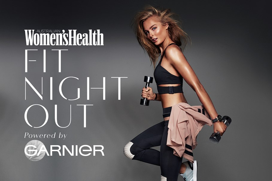 Buy Your Tickets To Women's Health Fit Night Out Event
