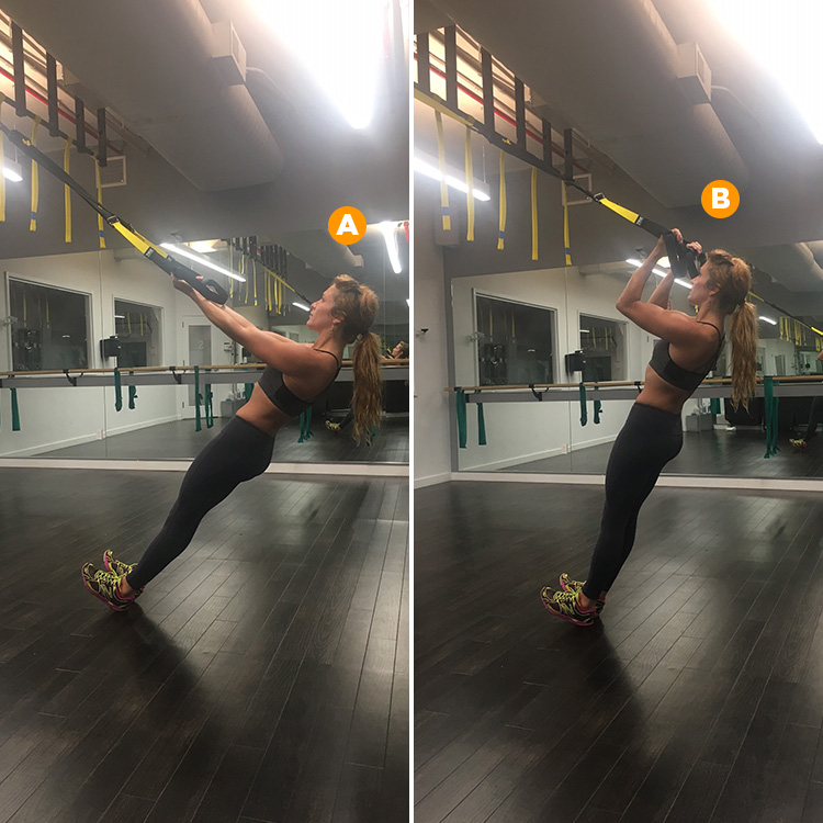 try this TRX workout