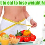 what to eat to lose weight fast