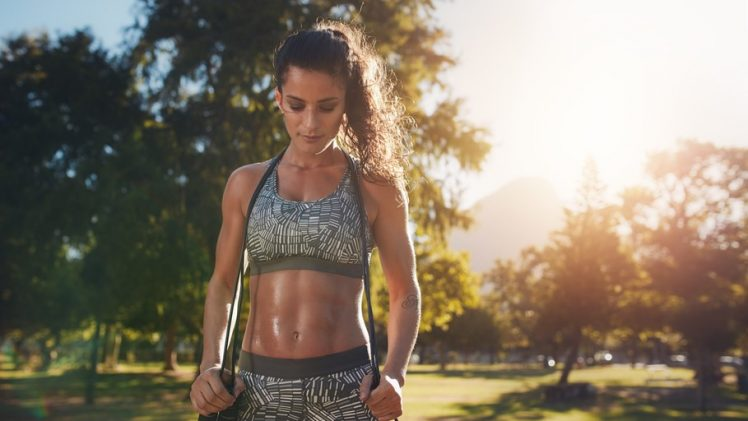 How To Banish Belly Fat